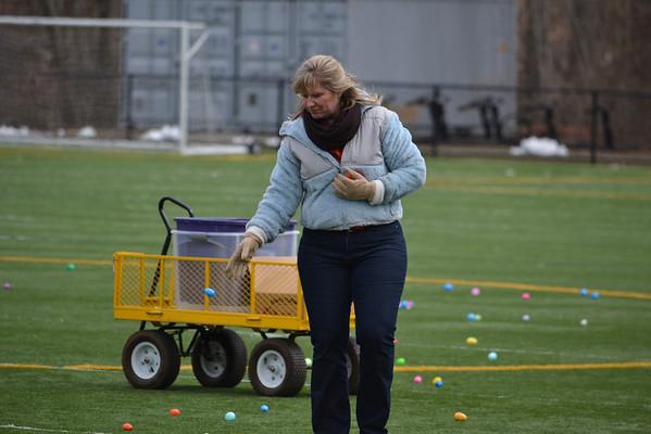 Oradell, NJ - Annual Easter Egg Hunt 2013
