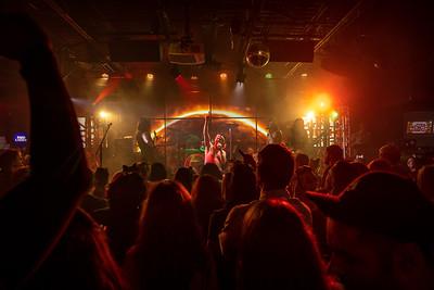 Platinum Rock Legends at Helen Fitzgerald's 10.27.18