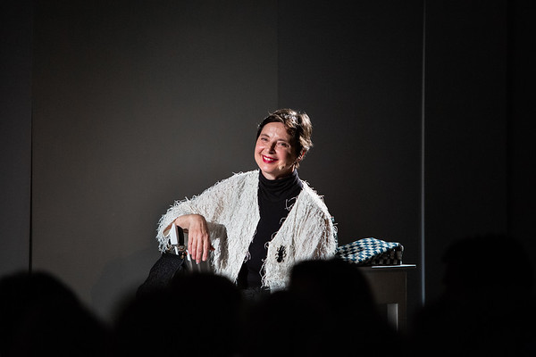 VIEWPOINTS WITH ISABELLA ROSSELLINI