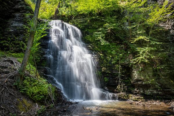Bushkills Falls 2020