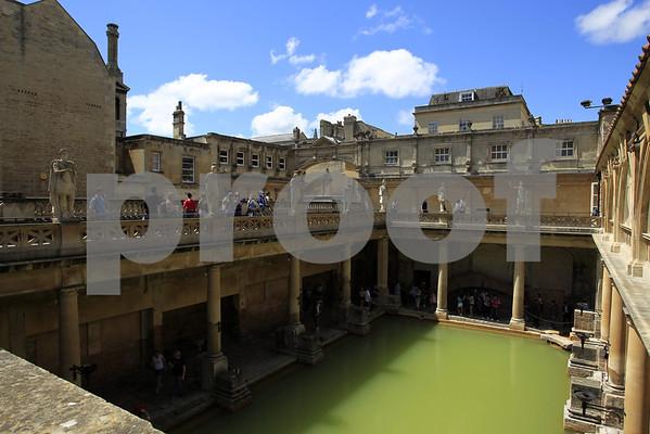 Roman Baths, England: Pack 1