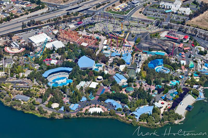Six Flags Discovery Kingdom - Marine World Africa USA