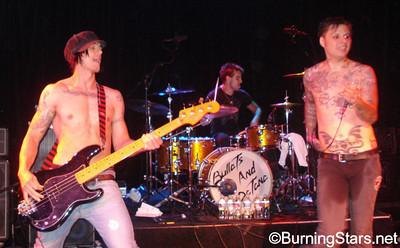 Bullets & Octane @ The Roxy (Hollywood, CA); 8/06/09