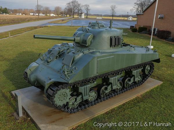 AL Post 464 - St Leon, IN - M4A3(75)