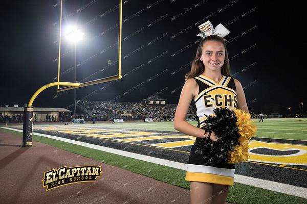 El Capitan Cheer 2017-2018