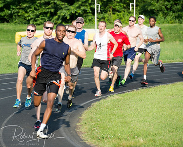 2013 Summer Track Series