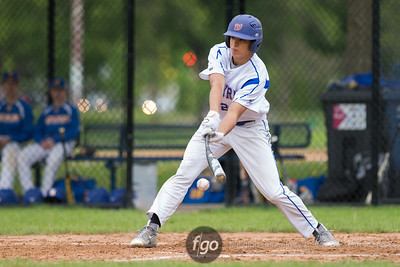5-12-16 Minneapolis Edison v Minneapolis Washburn Baseball