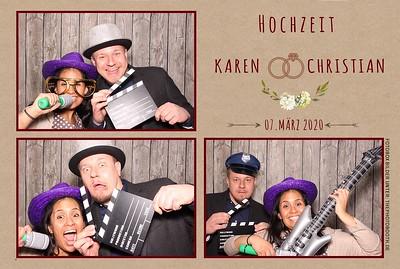 Karen & Christian