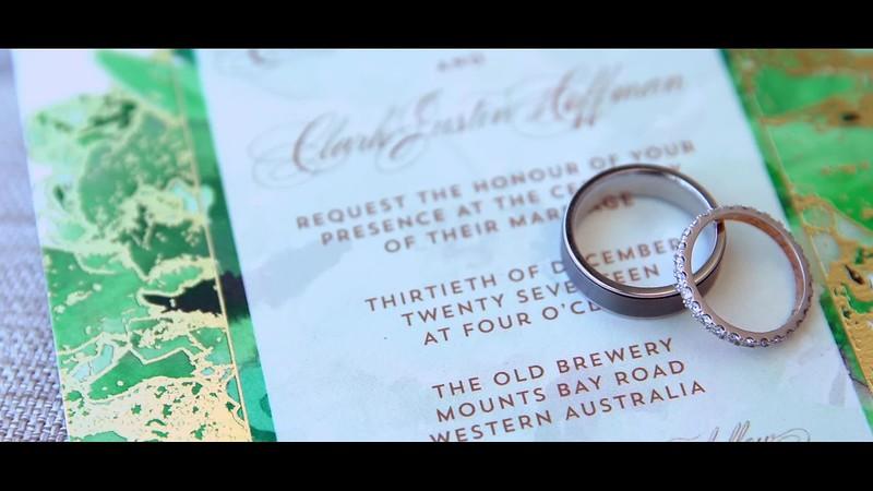 Emily & Clark's Wedding Highlights (Fin3)-8 Mbps Online.mov