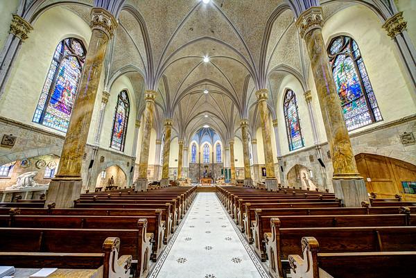 SAINT MARY CATHOLIC CHURCH