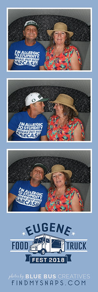 It's always so much fun being a part of the Eugene Food Truck Fest every year. We love getting out into the community and being a part of something that benefit such a great organization as The Eugene Mission.  To see more delicious images like this visit the gallery at http://www.findmysnaps.com/EFTF18  Want the PhotoSwagon at your next event? Learn more on our site at http://www.bluebuscreatives.com