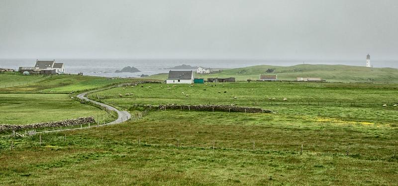 Fair Isle Crofts
