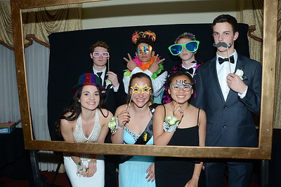 2016 AMHS Prom III photos by Gary Baker