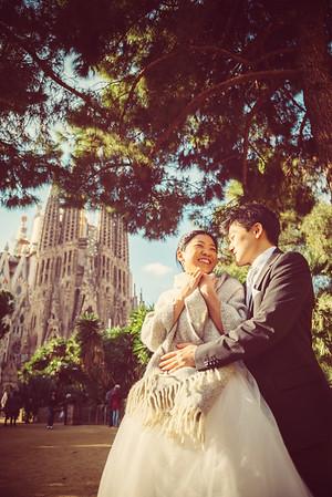 Engagement Shoot | Mengshan & Ryo