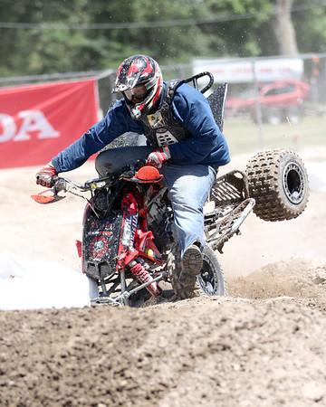 Motorcross at Mitchell