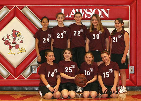 Harrison CRBC younger team