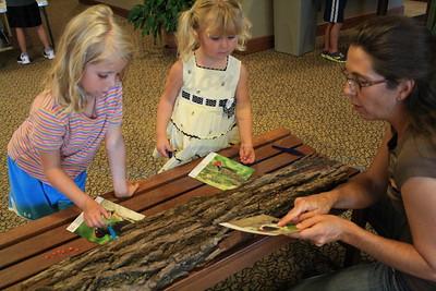 Nature Explorers & Young Naturalists