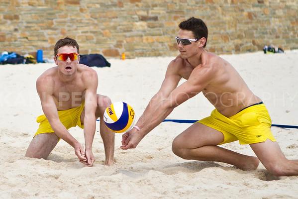 Summer of Budweiser - Beach Volleyball Pro #1 (Playoffs)