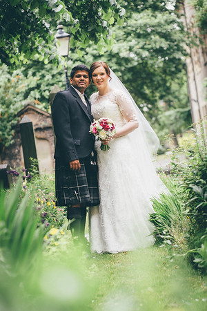 Ruth and Dilip