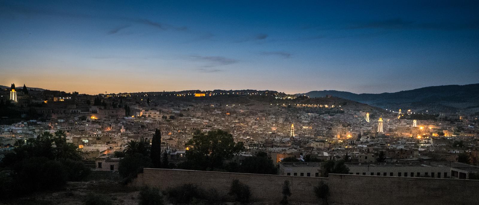 北非調色盤 摩洛哥 迷宮般的千年古城 菲斯 Fes 五大必拍主題