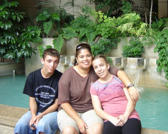 2008 05 - Micheles Texas Trip
