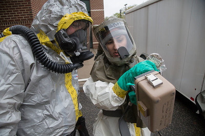 Operation Gotham Shield Decontamination Drill