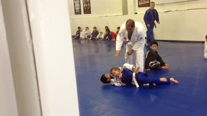 Improving at Jiu Jitsu