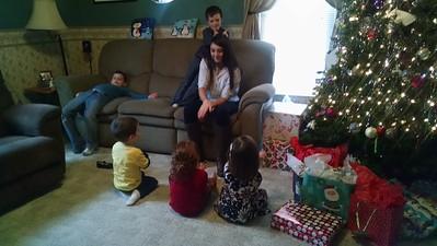 Loveless Family Christmas 2014