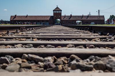 Auschwitz, 2018