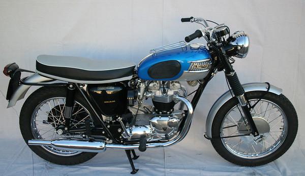 1965 Bonneville Restored (Turner)