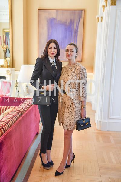Amy Baier, Amra Fazlic, Women's Day Reception with Ambassador to France-2564.JPG