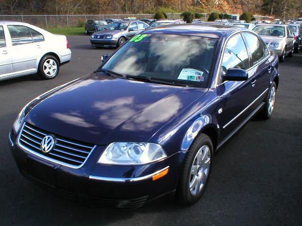 2002 VW Passat V6