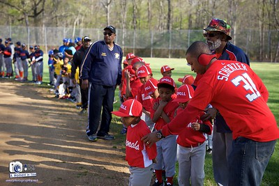 Southern Prince Georges County Little League Opening Day 2016