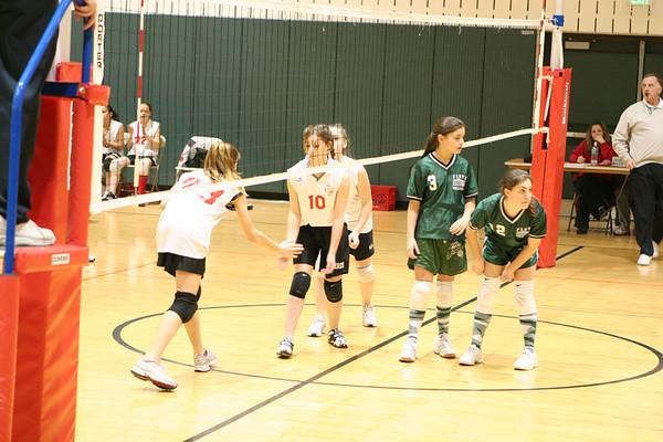 20070110 Samantha's Volleyball