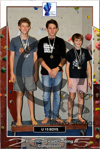 Western Province Lead Climbing Competition