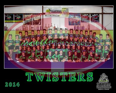Twisters 2014 Action