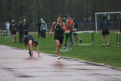 RMHS track meet in Colchester  4-30-2021