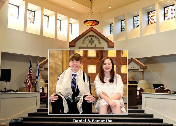Mitz Daniel & Samantha portraits