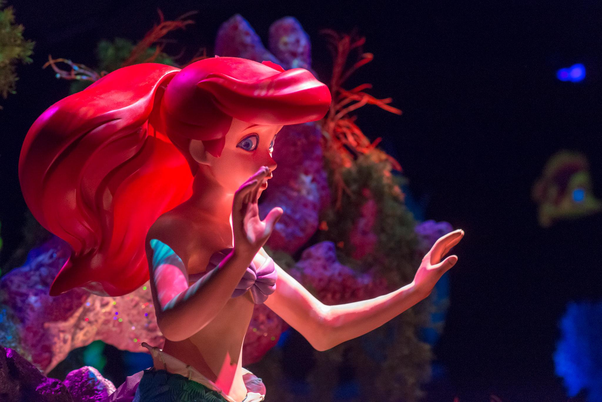 Ariel - Walt Disney World Magic Kingdom