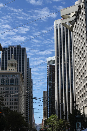SF Embarcadero, Wharf, Cable Car 9-26-15