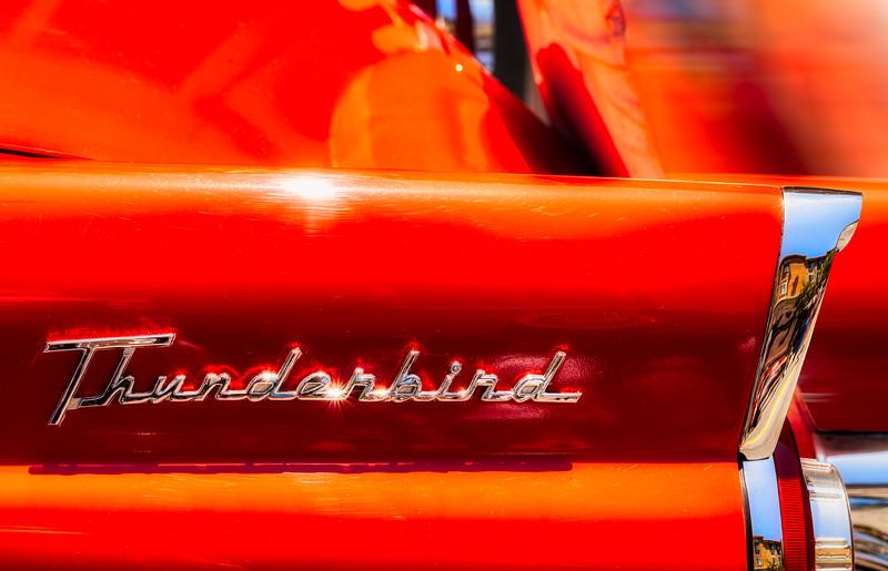Thunderbird, Big Bands and BBQ, Campbell, California, 2010