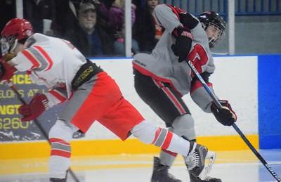 HS Sports - Divine Child vs. Grosse Ile Hockey