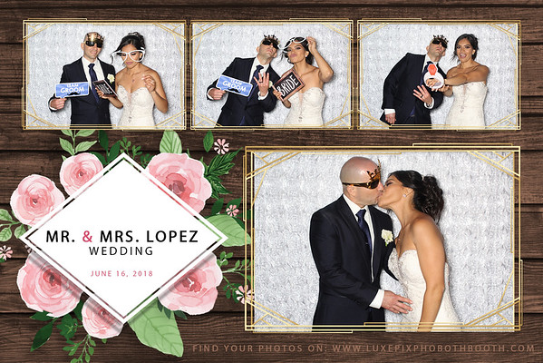 2018.06.16 Mr. & Mrs. Lopez Wedding