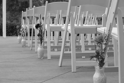 Ceremony (B&W)