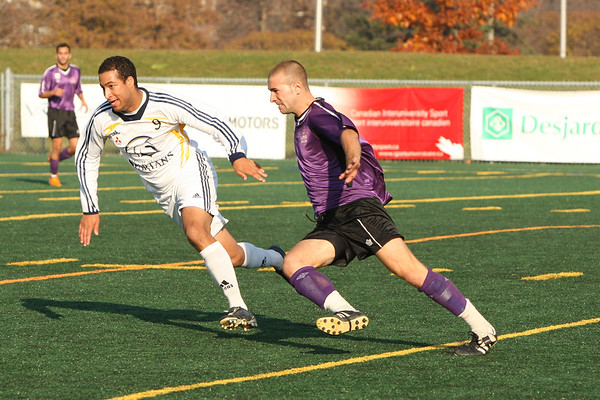 Trinity Western Spartans vs SWLaurier Golden Hawks in Quarterfinals