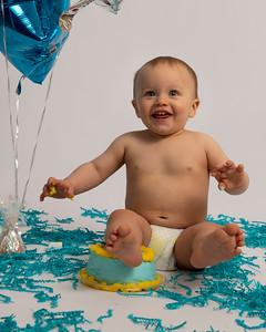 Bubba Gray's 1st Birthday