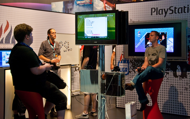 PlayStation 3 at GamesCom