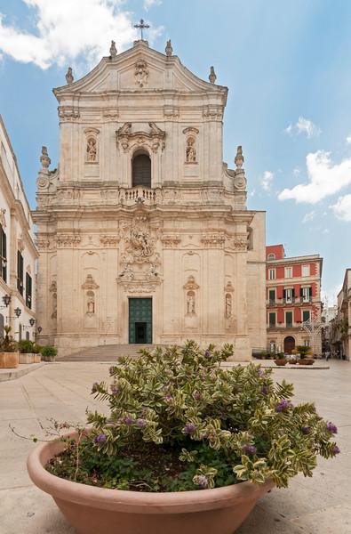 Martina Franca Cathedral, Italy