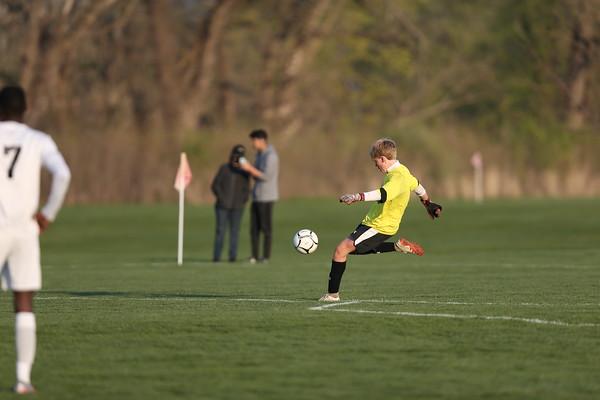 4/23/21 Ames @ RHS Boy's JV1 Soccer