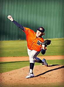 Wakeland Baseball Spring 2016